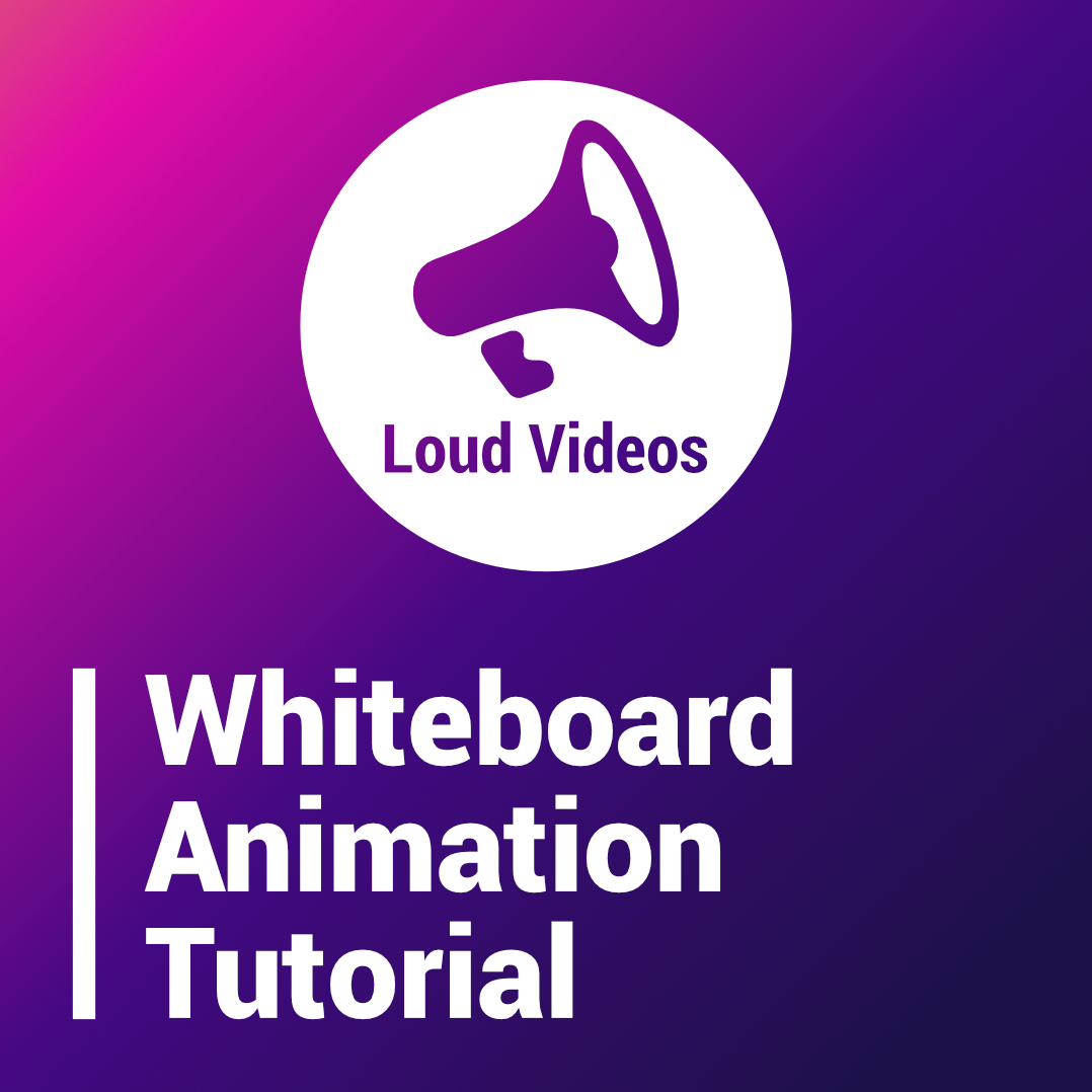 Best Whiteboard Animation Tutorial | How to Make a