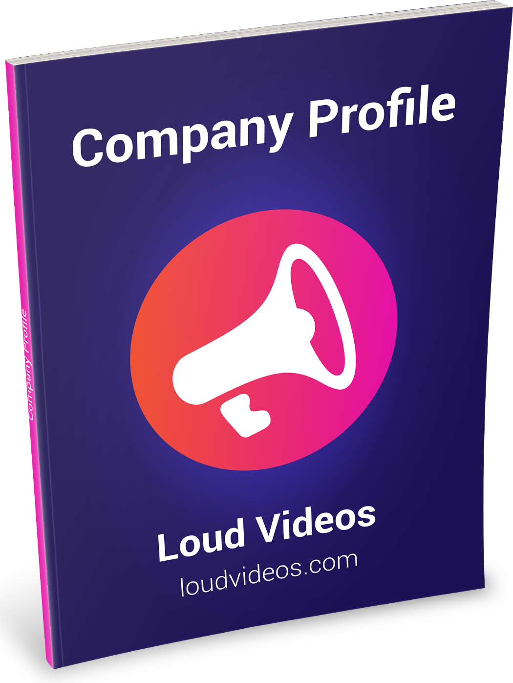 loud videos company profile